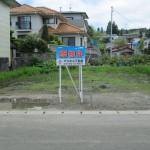 【売地】男鹿市船川港船川字船川